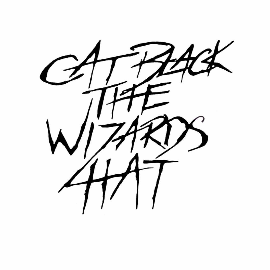 Cat the Black Wizards Hat