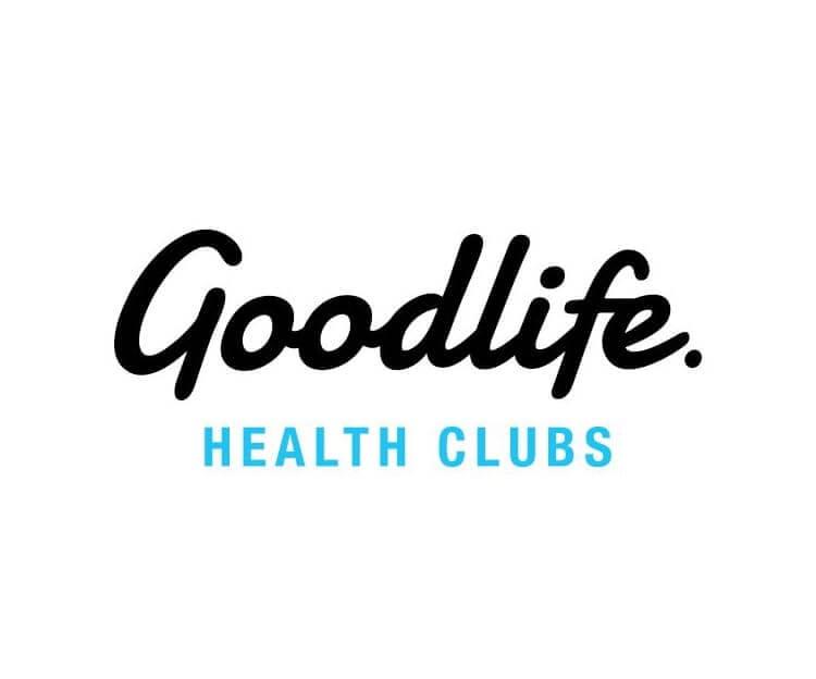 GoodLife logo - Chloe Britten