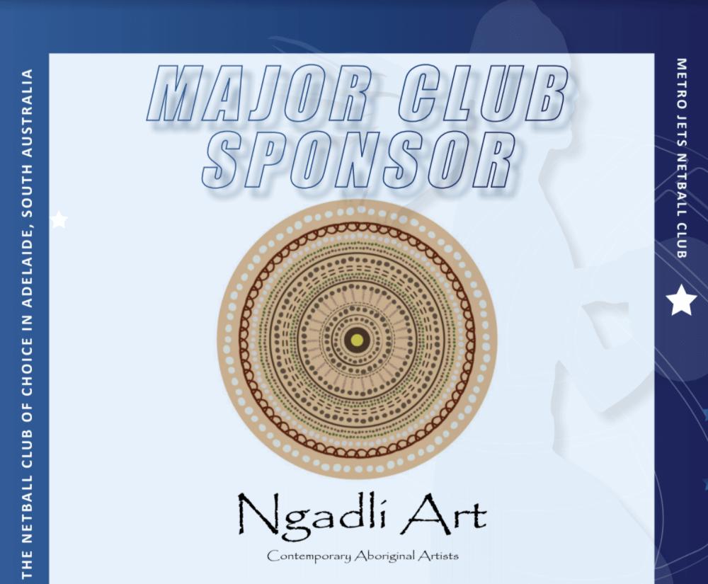 Major Club Sponsor Ngadli Art