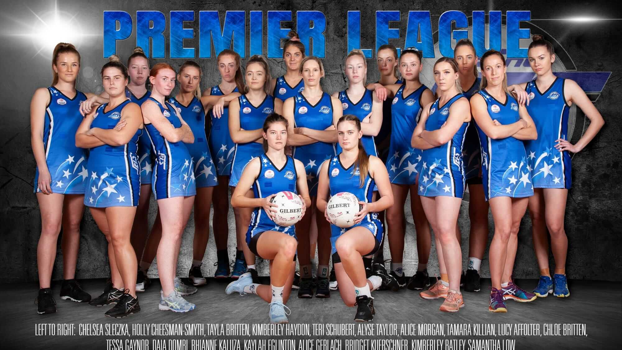 Metro Jets Premier League Team 2019