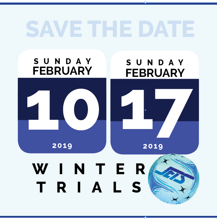 Metro Jets Winter Trials 2019